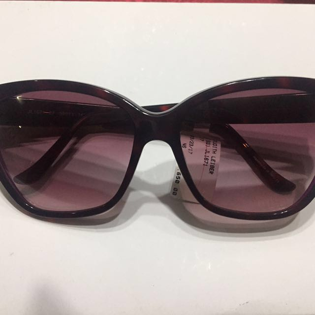 *REPRICED* Authentic Judith Leiber Sunglasses JL1671