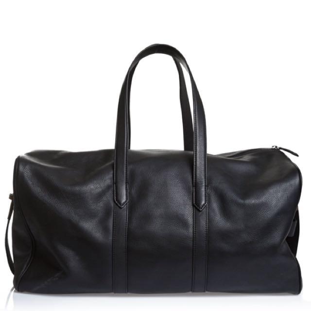 SABA 'Thom Weekender' Leather bag