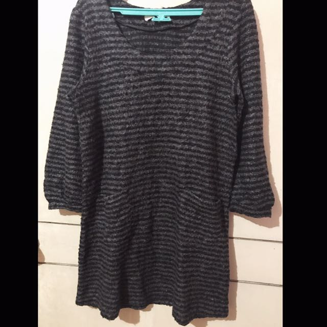 SALE: BIG Knit Dress