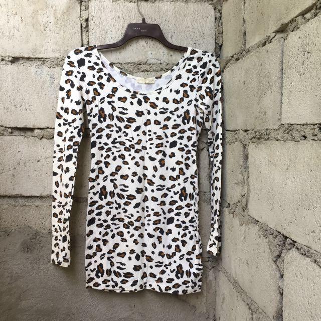 SALE!Forever21 Leopard Dress