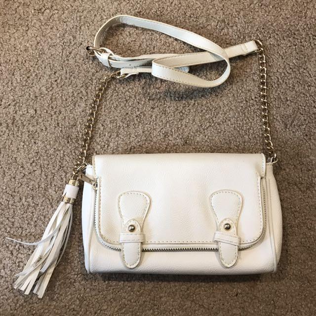 Shoulder sling tote bag