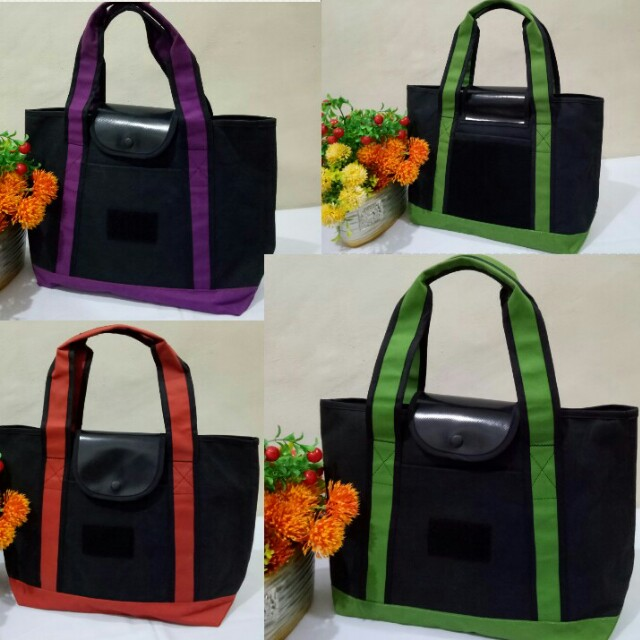 Simple Thick Shoulder Bag