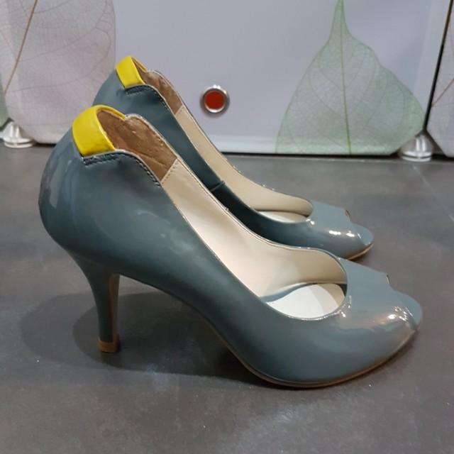 SJSJ Patent Shoes
