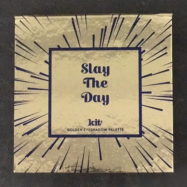 'Slay the Day' eyeshadow palette by Kit