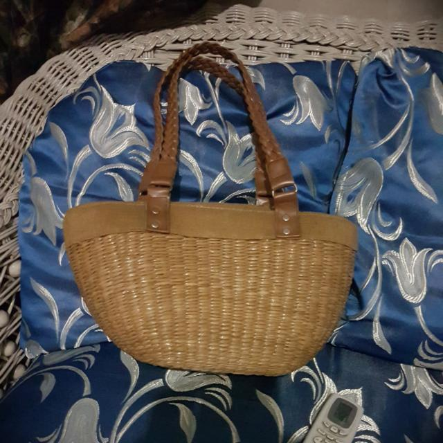 Small Native Bag from Bicol