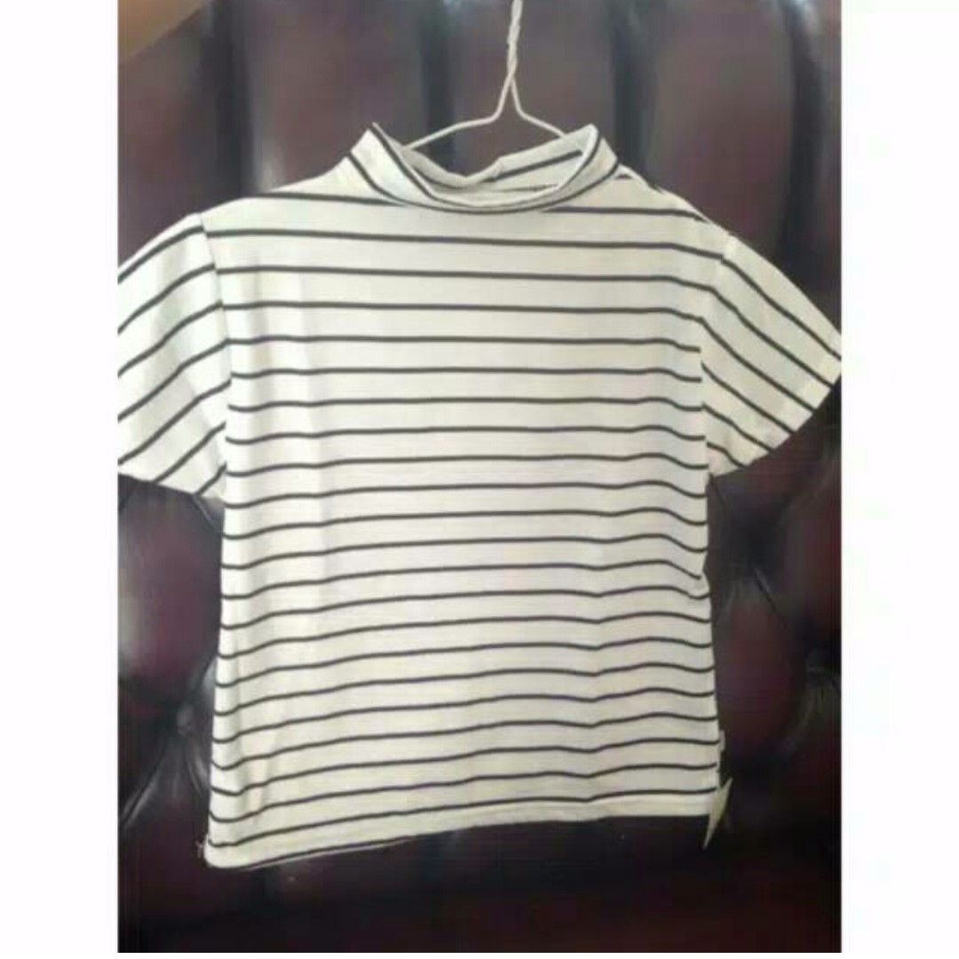 stripe shirt H&M look a like Fit to M