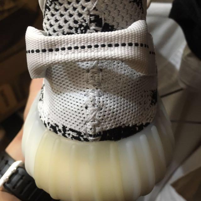 4076be5fa6475 (Super replica AAA)Adidas Yeezy Boost 350 V2 Zebra