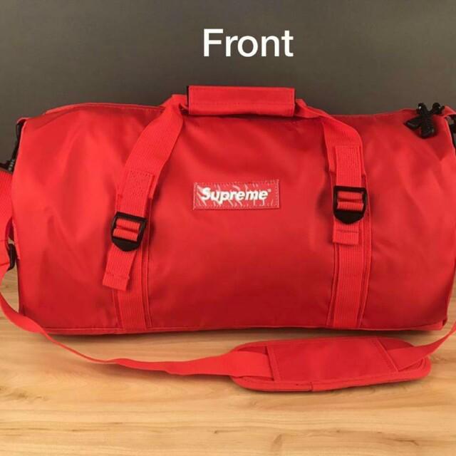 80987e9c17 Supreme Travel Bag