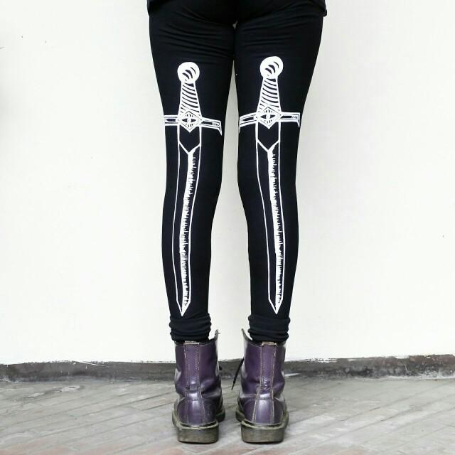 Sword Legging