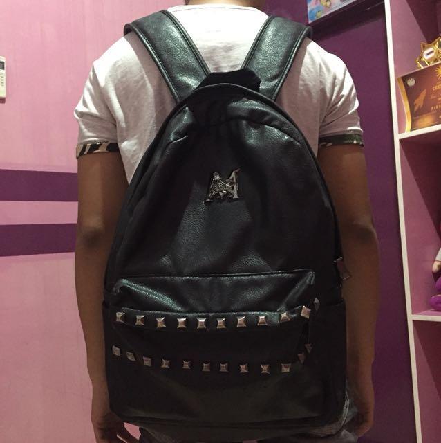 Tas mcm mirror backpack