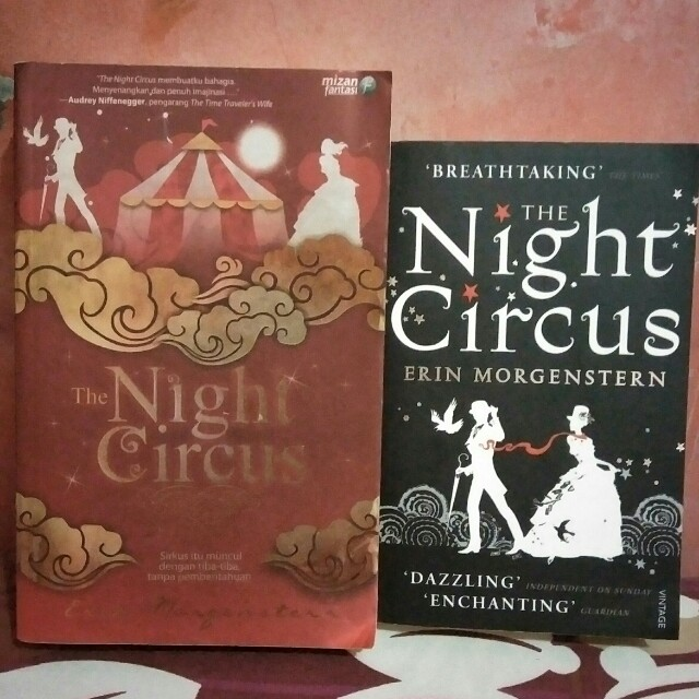 The Night Circus (Indonesian Version)