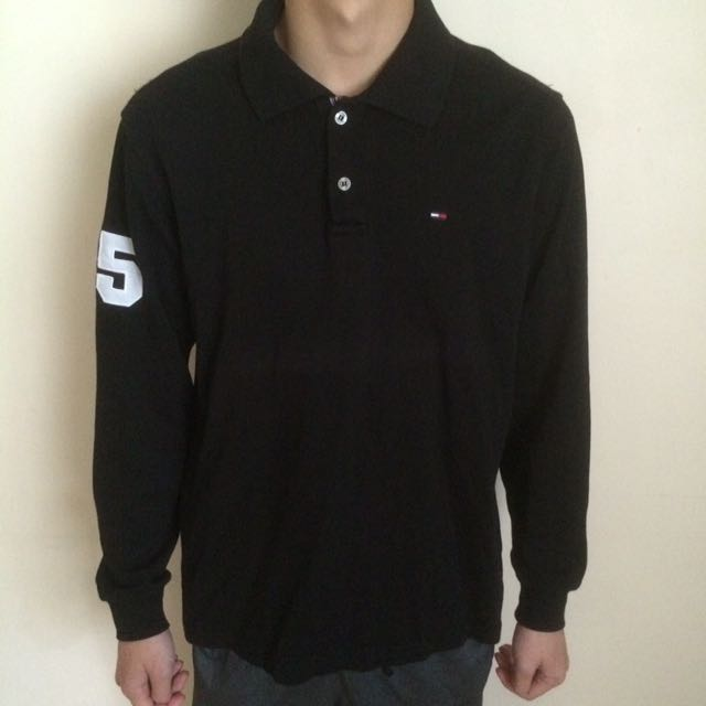 Tommy Hilfiger L/S Polo
