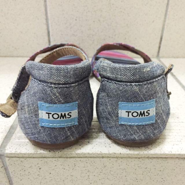 Toms 涼鞋