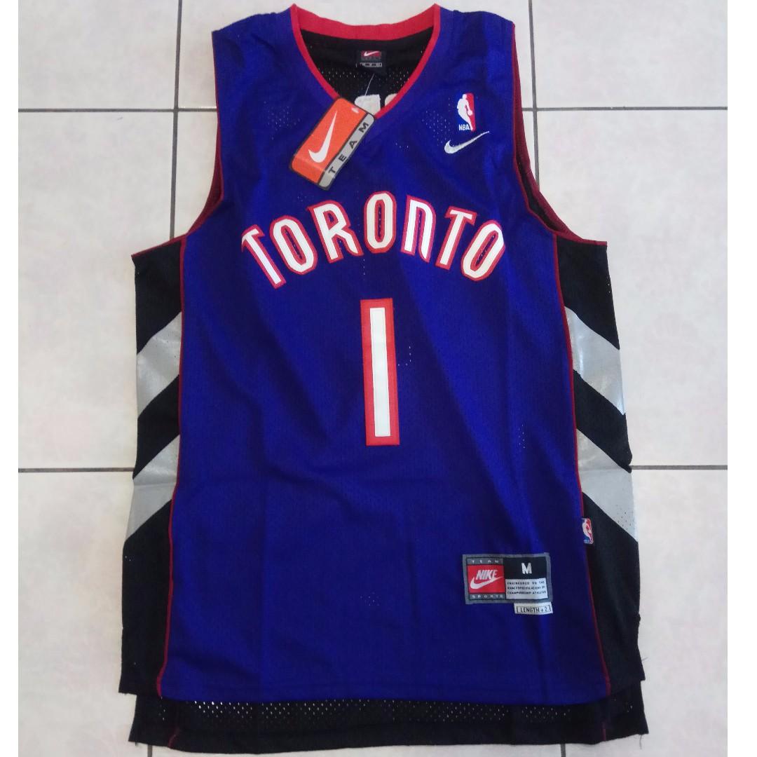 Tracy McGrady NBA Jersey NIKE Brand New Basketball 球衣