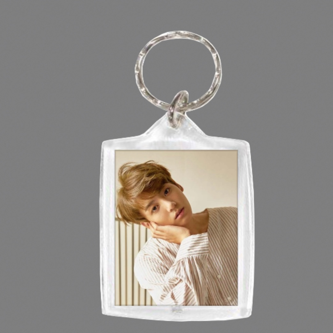 Unofficial BTS key rings! 10 each or 35 for all 4