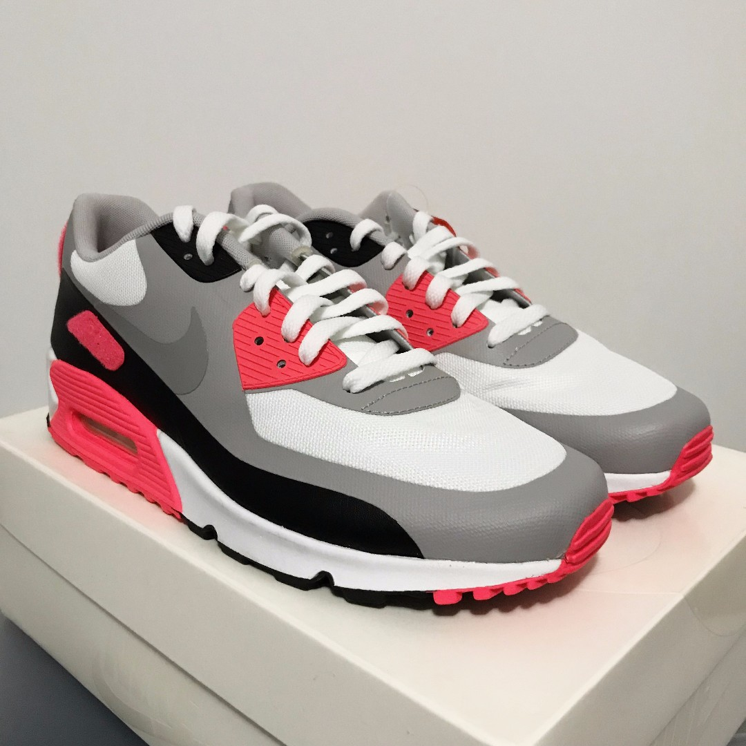the latest 84aca 12d9d US 10 Nike Air Max 90 V SP Infrared Patch, Men s Fashion, Footwear ...
