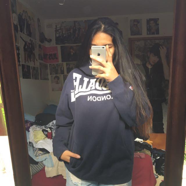 Vintage Lonsdale London hoodie
