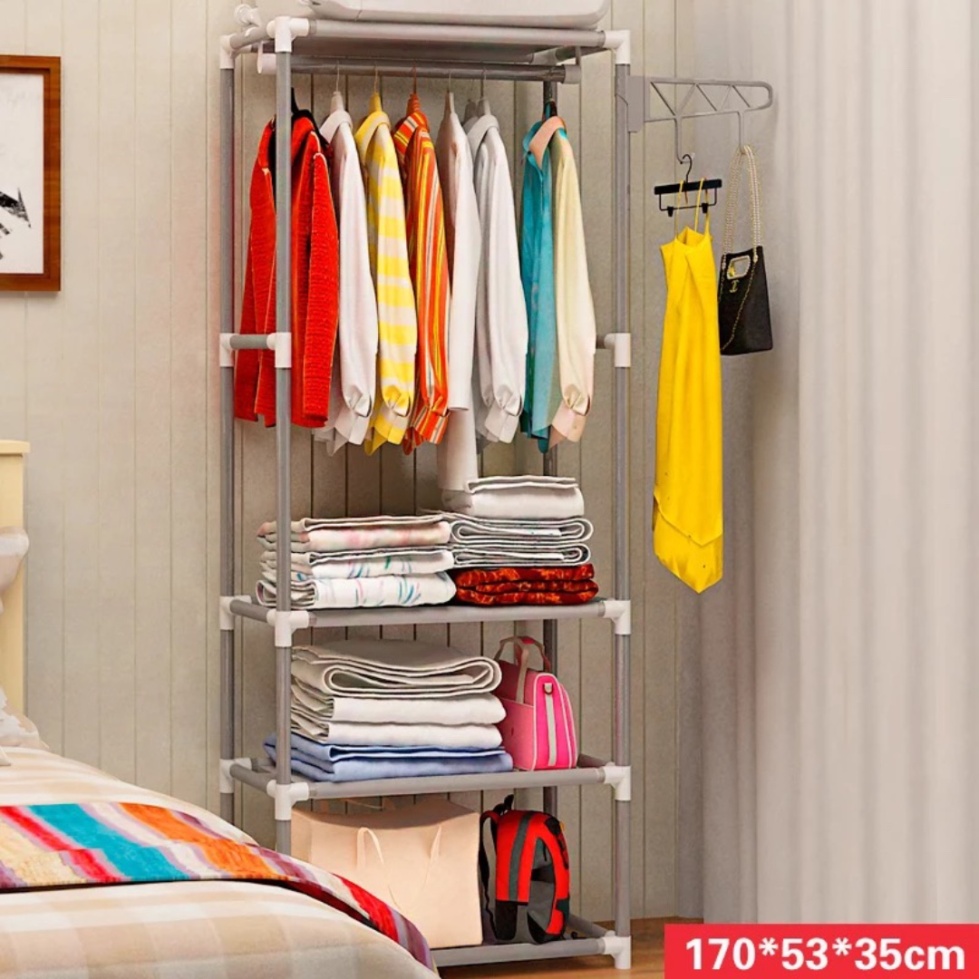 wardrobe hanger storage units hacks those this taobao hinged life with changing awkward angles from turn clothes into