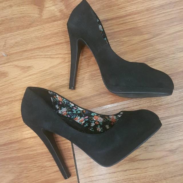 Zara trf heels