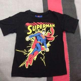 D.Comic Superman Tshirt