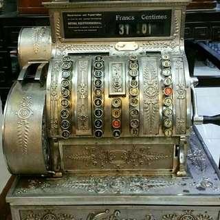 古董收銀機