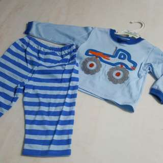 Clearance - Brand new Bungy baby Long Sleeve Top & Long Sleeve Pants