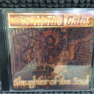 AT THE GATES (Slaughter Of The Soul)