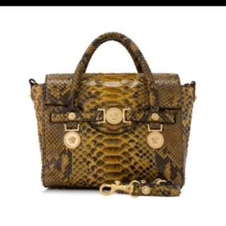 [CLEARANCE] Versace Sling, REAL python