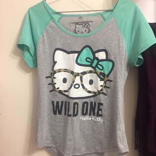 Hello Kitty - Wild One Top