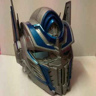 Transformers The Last Knight Optimus Prime Voice Changer