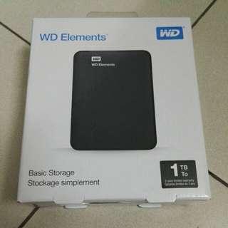 1TB Western Digital Hardisk