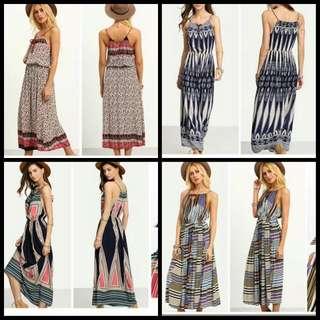 Dresses long/short /maxi dress