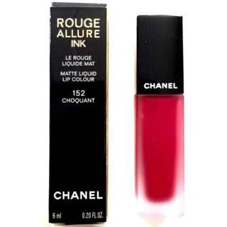 Chanel Rouge Allure Ink in Chouquant #152