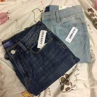 Old Navy牛仔褲