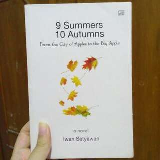 9 Summers 10 Autums  by Iwan Setiawan