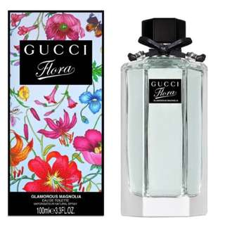 ✔️Gucci Flora Glamorous Magnolia Edt For Women