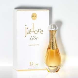 J'adore L'or Essence De Parfum Dior