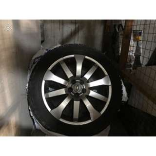 Land Rover Rims and Tires