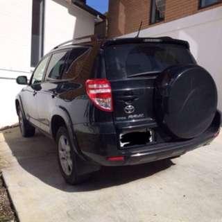 2013 Toyota Rav 4 Limited