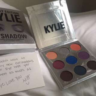 Kylie Holiday Edition Kyshadow