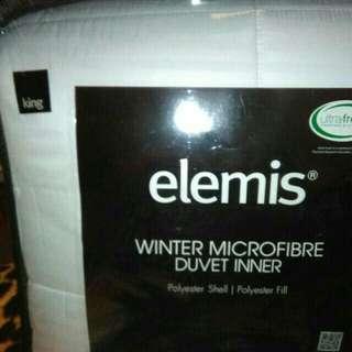 Elmis duvet inner,king size