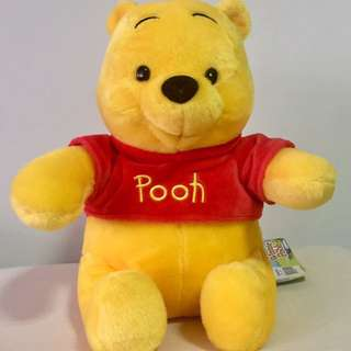 NWT. Disney's Winnie the Pooh Bear