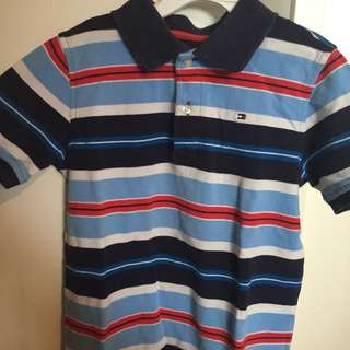 Kids Tommy Hilfiger polo