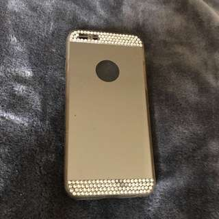 Iphone 6 Studded Mirror case