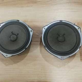 6 inch door speakers