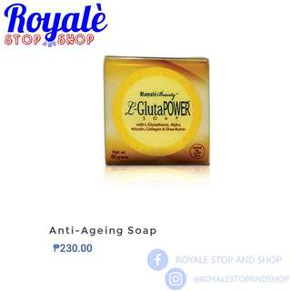 Anti Ageing Soap
