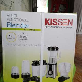 KISSEN all In One Multi-functional Blender