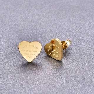 Tiffany & Co style earrings
