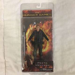 Hunger Games Peeta figure