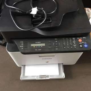 Samsung clx 3300 series laser color printer